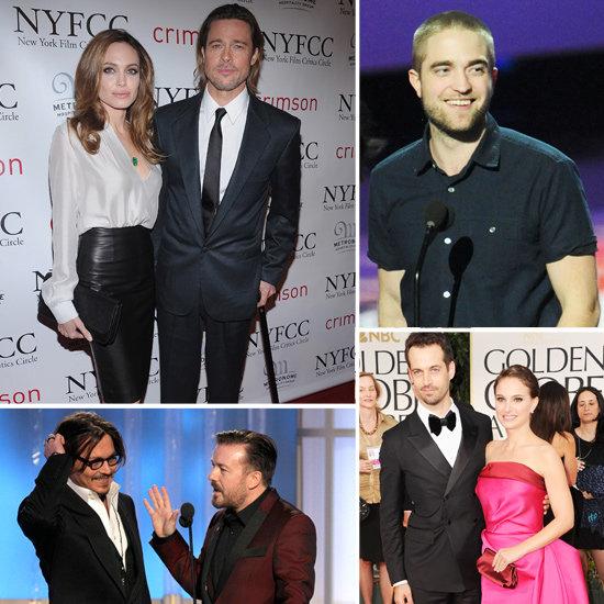 Best 2012 Award Season Moments So Far!
