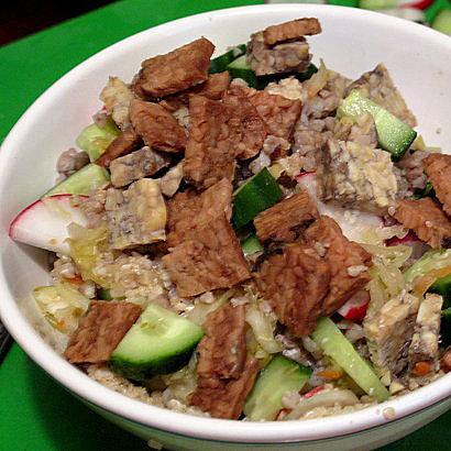 Vegan Buckwheat Salad From Real Food Daily