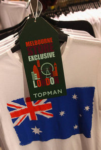 FREE TopShop Australia Bus Around Melbourne Until February 24th 2012