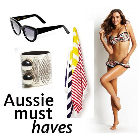 10 Australian Wardrobe Fashion Staples from Seafolly, Tigerlily, Ellery & More!