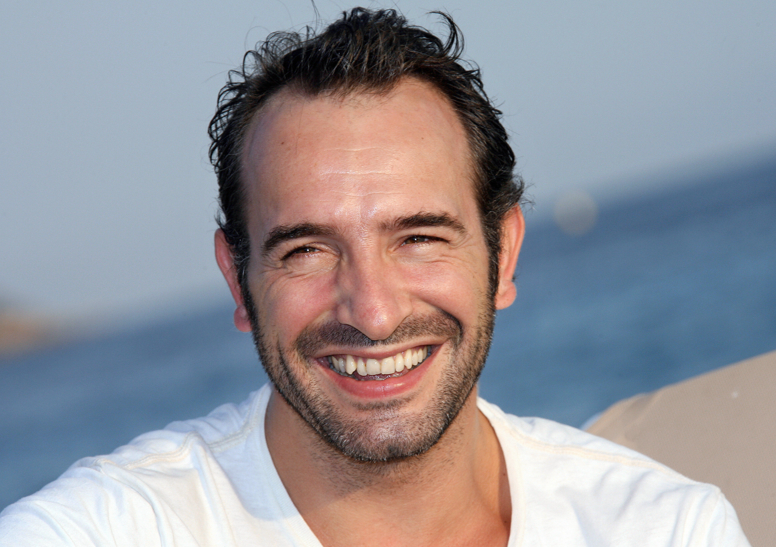 He 39 s all natural getting to know oscar nominee for Jean du jardin