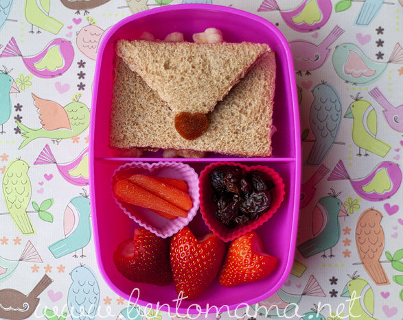 Love Letter Bento Lunch