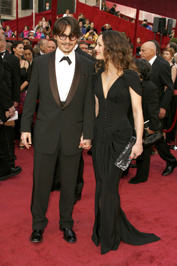 They got glam for the Oscars in 2008.