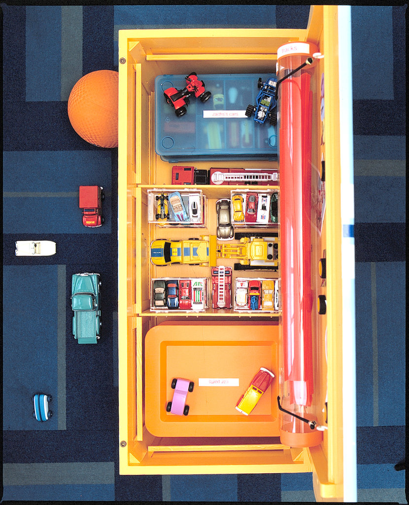 Tricked Out Toy Storage