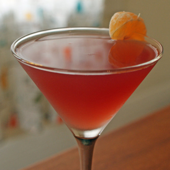Happy Hour: Amaretto-Cranberry Kiss