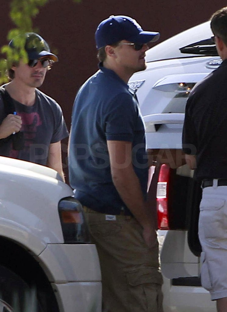 Leonardo DiCaprio was joined by his best friend Lukas Haas on a quick getaway to Mexico