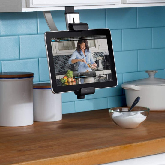 Ergonomic Stands For the iPad 2
