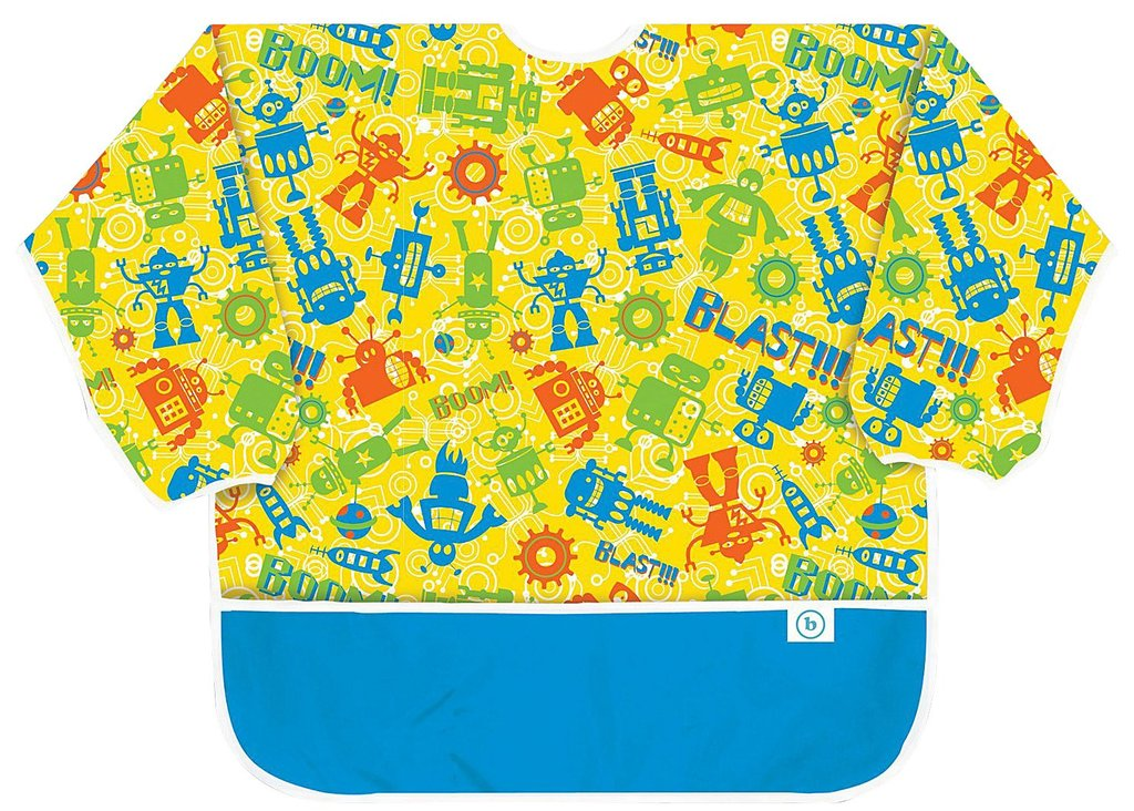 Robot Bumkins Waterproof Art Smock ($12)