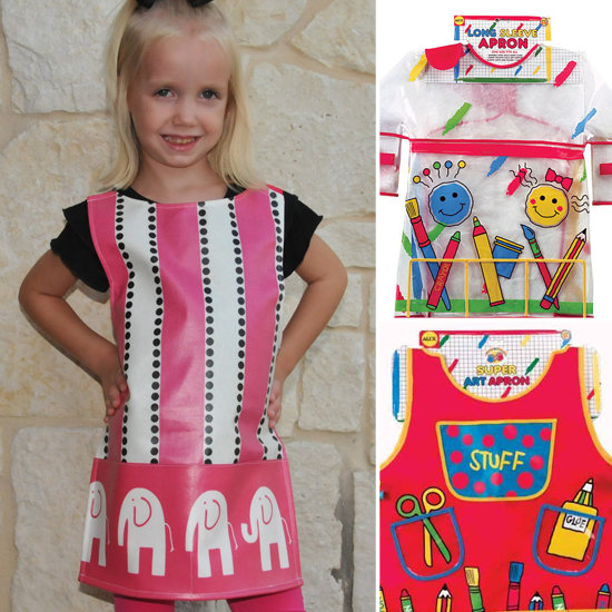 Cover Up: 5 Sweet Smocks For Lil Artists