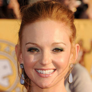 Jayma Mays' Hair and Makeup Look at the 2012 SAG Awards