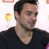 Jake Johnson New Girl Sundance Interview (Video)