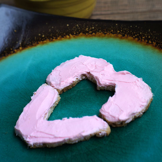 Less Than Three Heart Cookies For Geeks