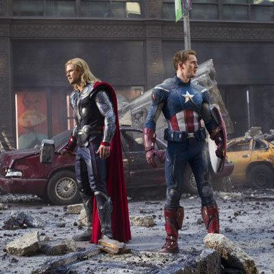 The Avengers Super Bowl Trailer Video