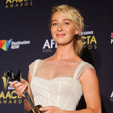2012 AACTA Awards Highlights, Winners and Celebrity Pictures With Trophies in Press Room
