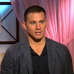 Rachel McAdams and Channing Tatum Interview on Their New Film, The Vow and the Drunk Scene
