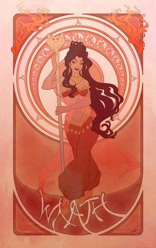 Seven Deadly Sins Jasmine