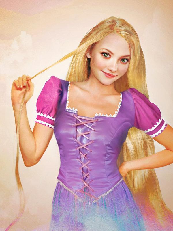 """Real Life"" Rapunzel"