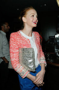 Best Dressed Celebrities - Week of January 30, 2012