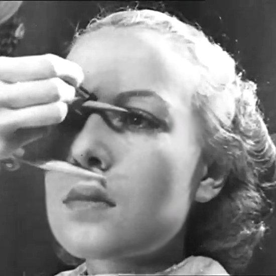 Vintage Makeup Application Help