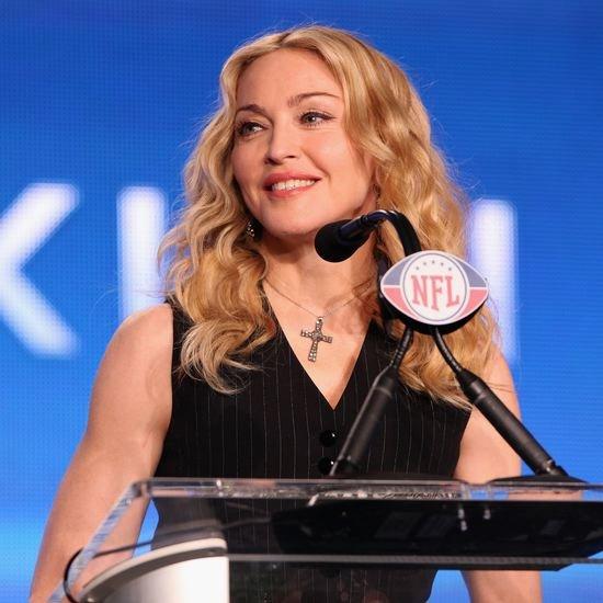 Madonna Super Bowl Interview (Video)