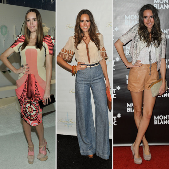 Style Stalk Glamour US New Fashion Editor At Large Louise Roe: See Her 20 Best Dressed Looks