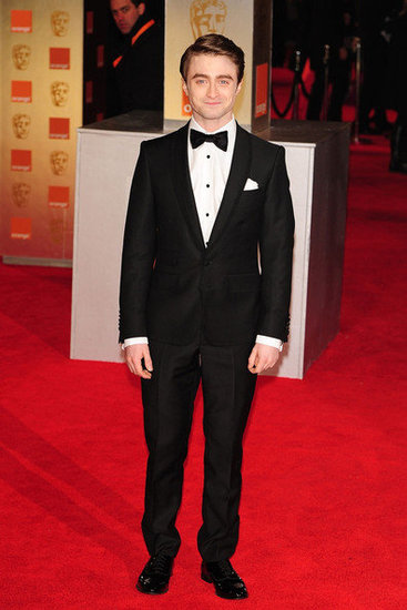 Daniel Radcliffe(2012 BAFTA)