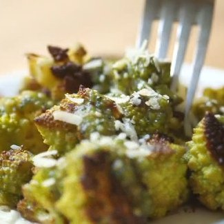 Healthy Broccoli Romanesco Recipe