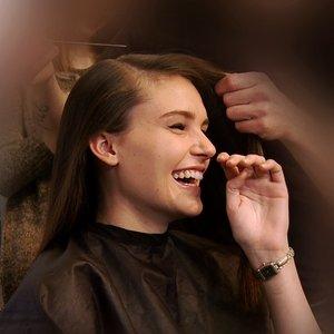 Hair and Makeup BCBG Fall 2012