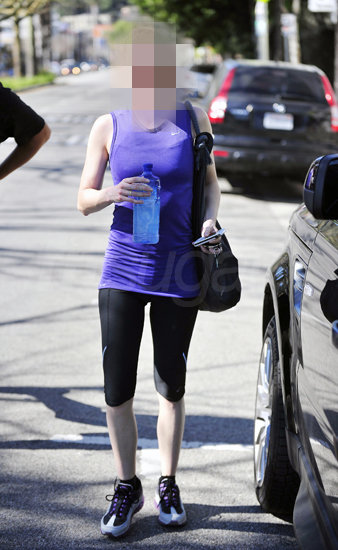 Guess Which Celebrity Is Leaving Pilates?