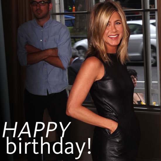 Happy 43rd Birthday Jennifer Aniston! See Pictures Of The