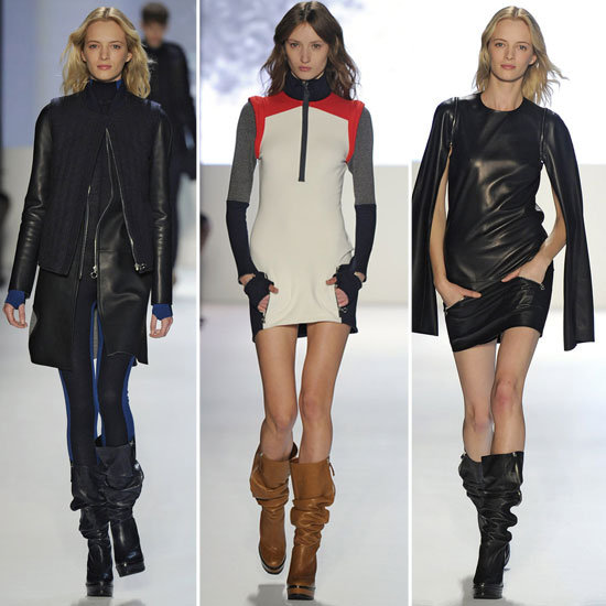 Lacoste Runway Fall 2012