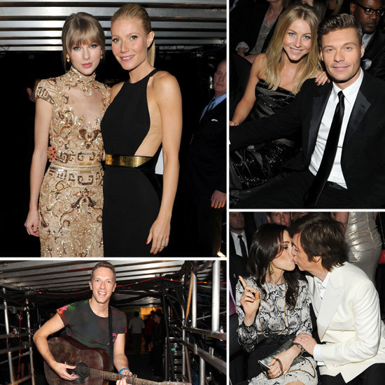 20 Can't-Miss Backstage and Audience Grammys Pictures