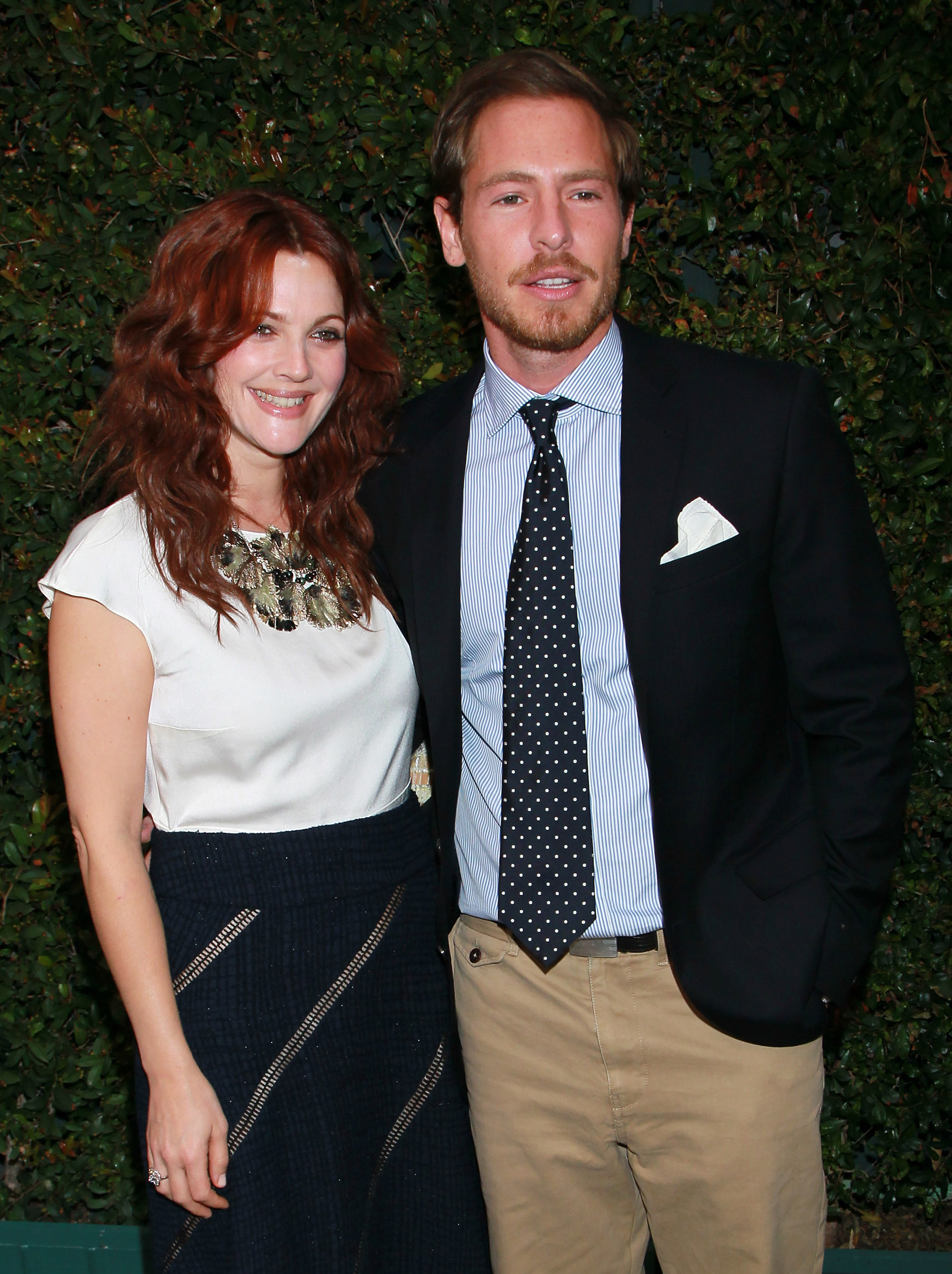 Drew Barrymore and Will Kopelman | Hollywood's Cutest ...