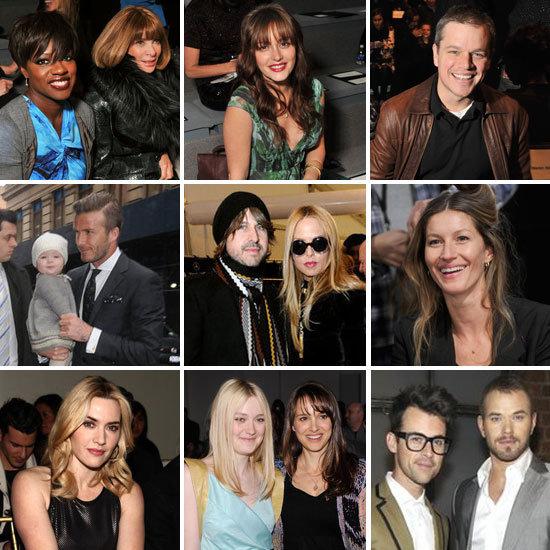 Découvrez toutes les photos prises depuis le début de la Fashion Week de NY !