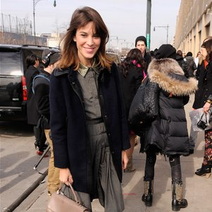 Celebrity Style Inspiration at NYFW Fall 2012