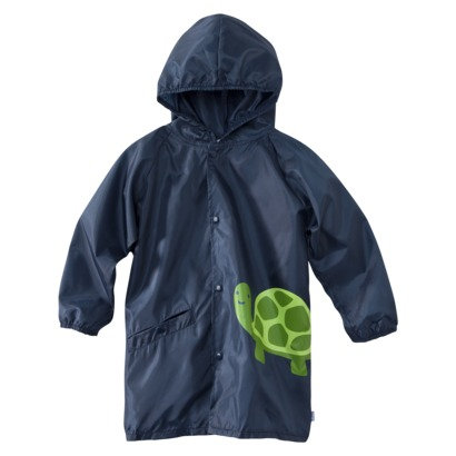 i-play Infant Toddler Pocket Raincoat ($14)