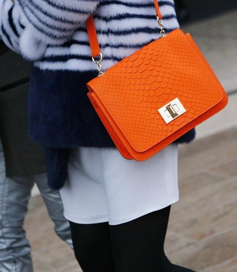 New York Fashion Week Fall 2012 Street Style Accessories