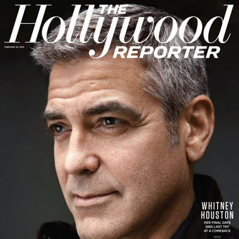 George Clooney in The Hollywood Reporter On Brad Pitt, Quitting Drinking and Loneliness