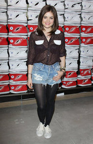 Lucy Hale Personal Style (Interview)