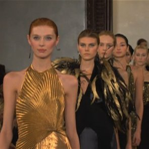 Ralph Lauren Runway Show Fall 2012