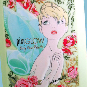 Tinker Bell Makeup Pixi Palette Review