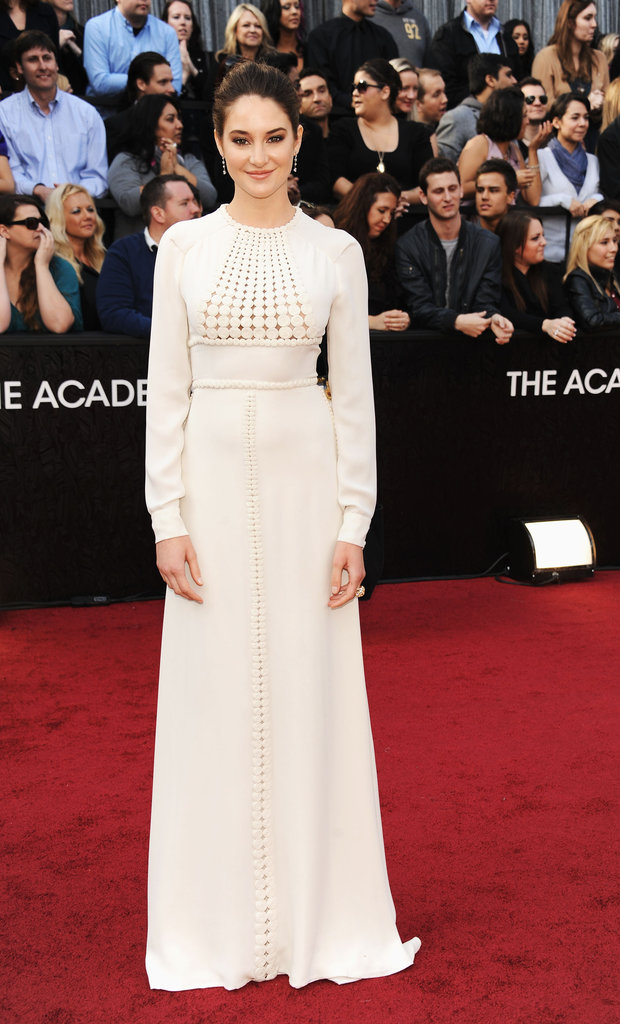 Shailene Woodley S Top Red Carpet Looks Ranked