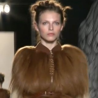 Mulberry Fall 2012 Runway (Video)