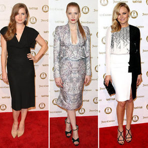 Vanity Fair and Juicy Couture Charity Party Pictures of Jessica Chastain, Shailene Woodley, Malin Akerman and More