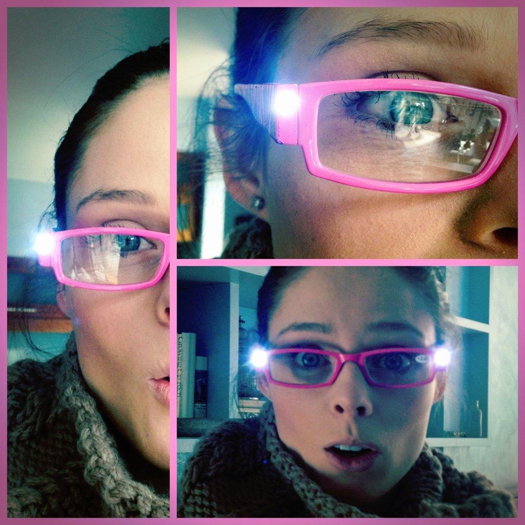 Four Eyed Fabulous