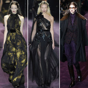 Runway Review and Pictures from Gucci at 2012 A/W MilanFashion Week
