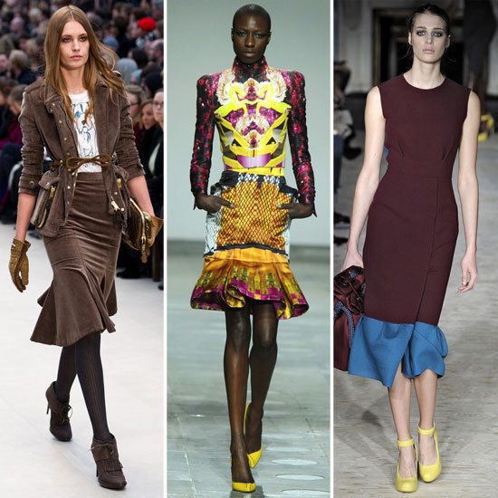 Fit-and-Flare Skirts