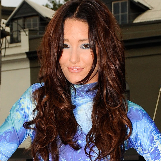 Erin McNaught Dyes Hair Dark and Adds Extensiosn