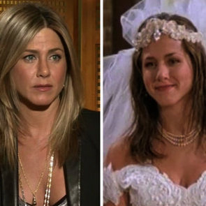 Jennifer Aniston Talking About a Friends Movie