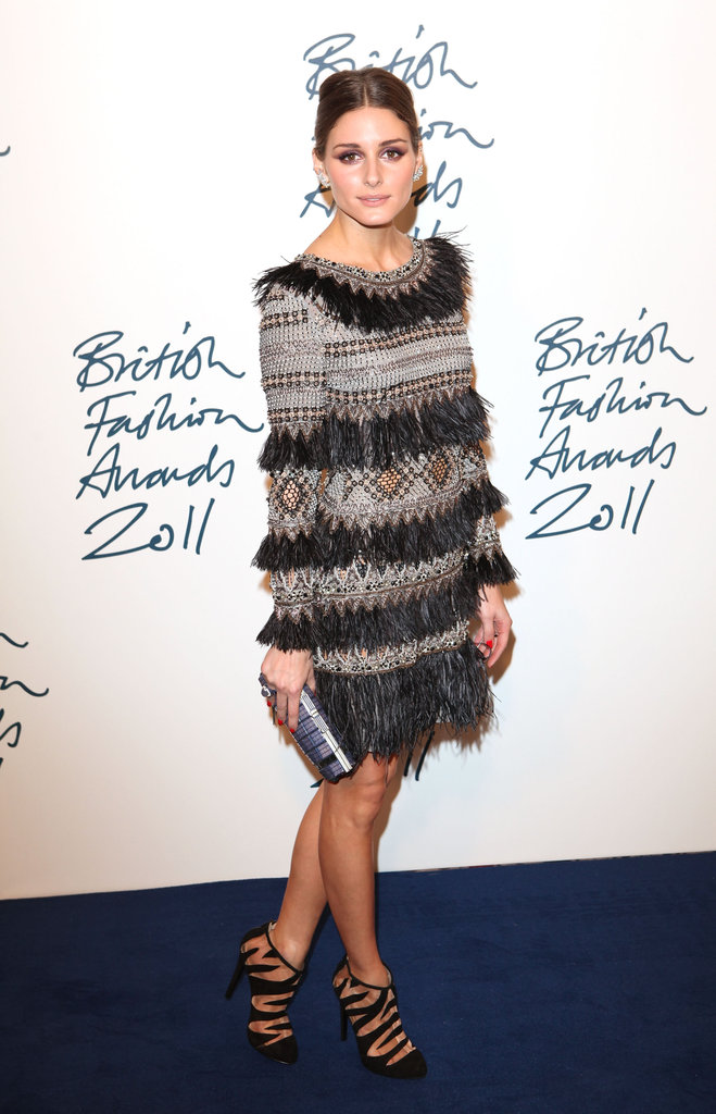Giambattista Valli at the British Fashion Awards in 2011.